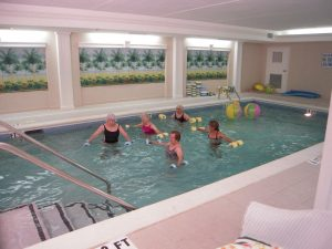 Cumberland Village pool fitness